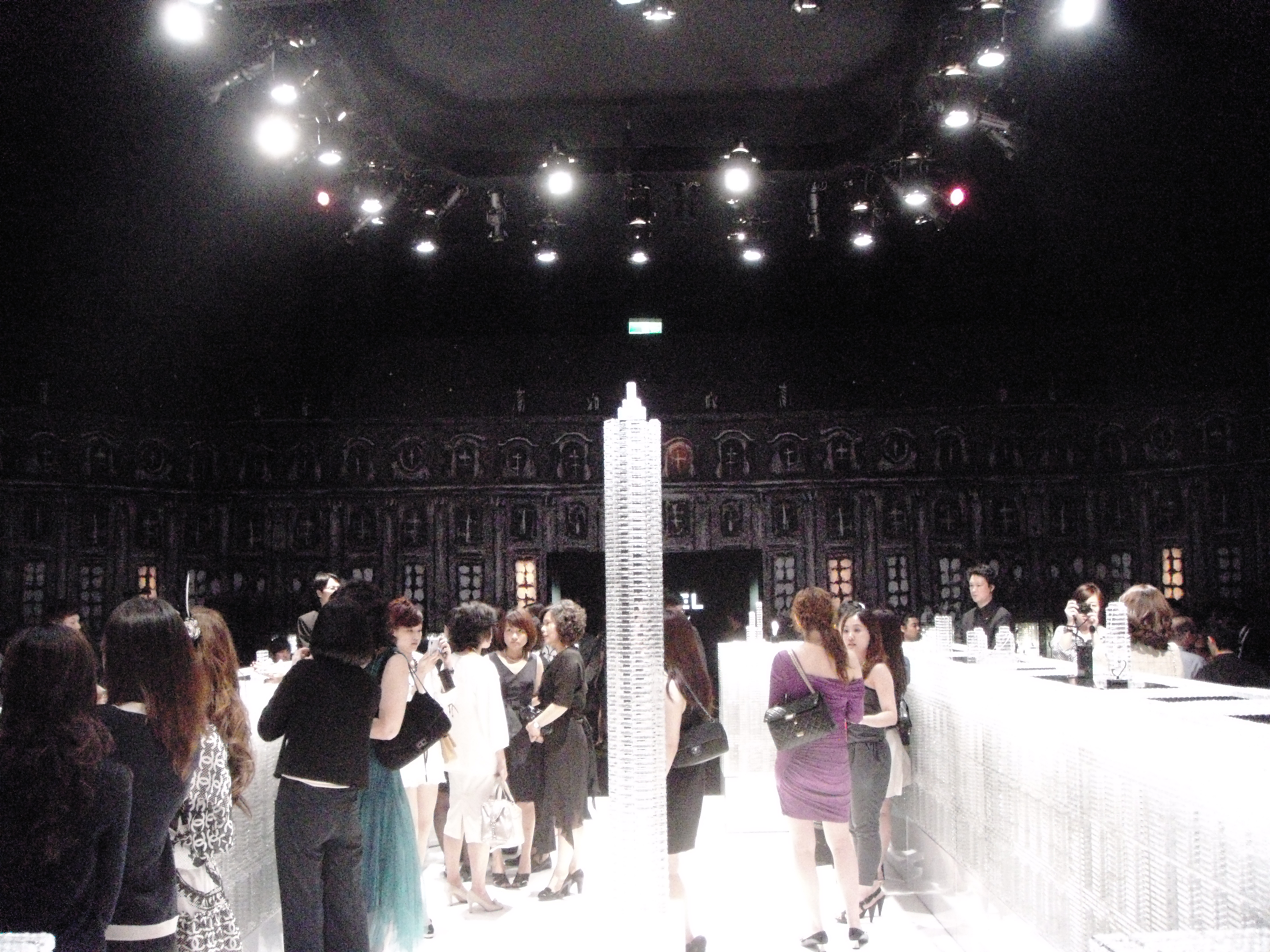 Chanel Jewelry Event And Mikimoto With Love Event Ground Zero